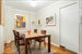 225 East 57th Street, 7G, Dining room easily functions as an office