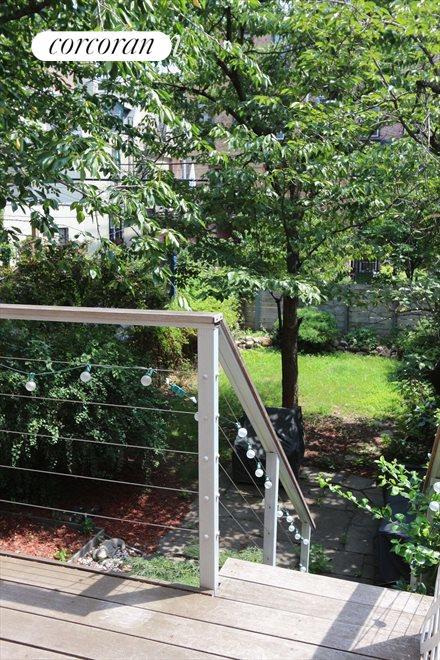 Deck AND Garden