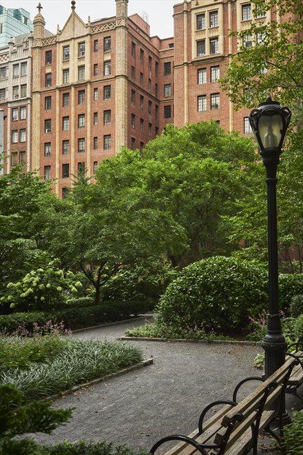 Tudor City Gardens