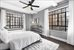 10 Park Avenue, 11A, Master Bedroom with City Views