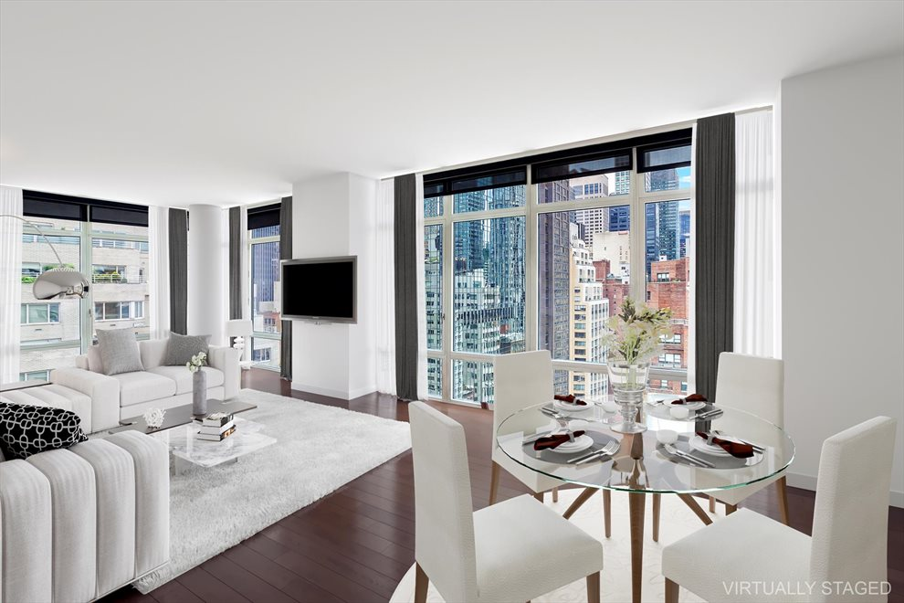 New York City Real Estate | View East 57th Street | room 16