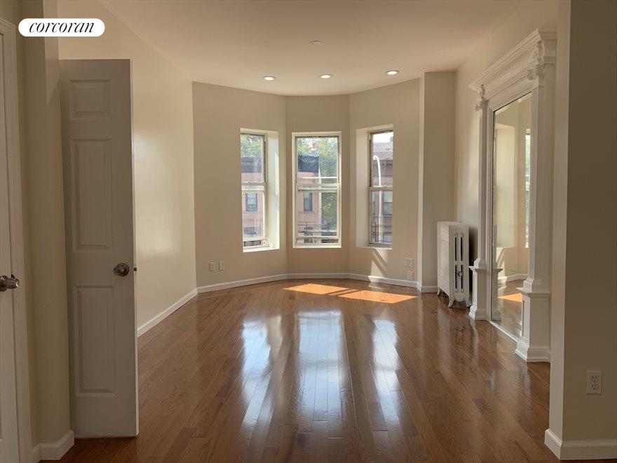 Master Bedroom or Larger Living Room