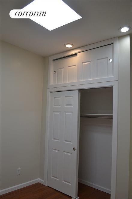 Middle Bedroom w/ Skylight