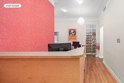 New York City Real Estate | View 1136 Fifth Avenue, #Medical | Interior reception