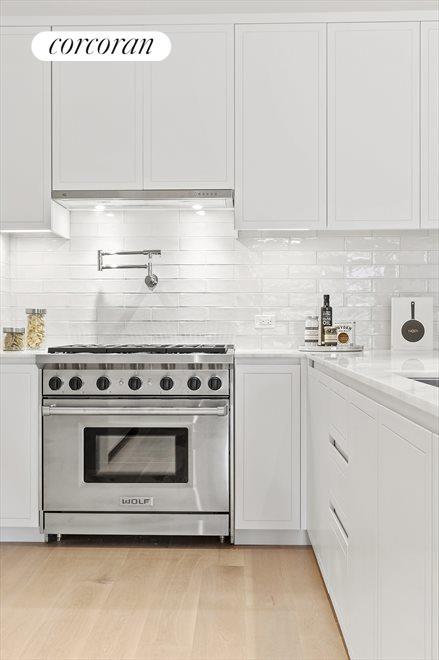 Appliances including Sub-zero and Miele