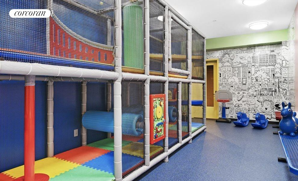 One of 3 kids play rooms
