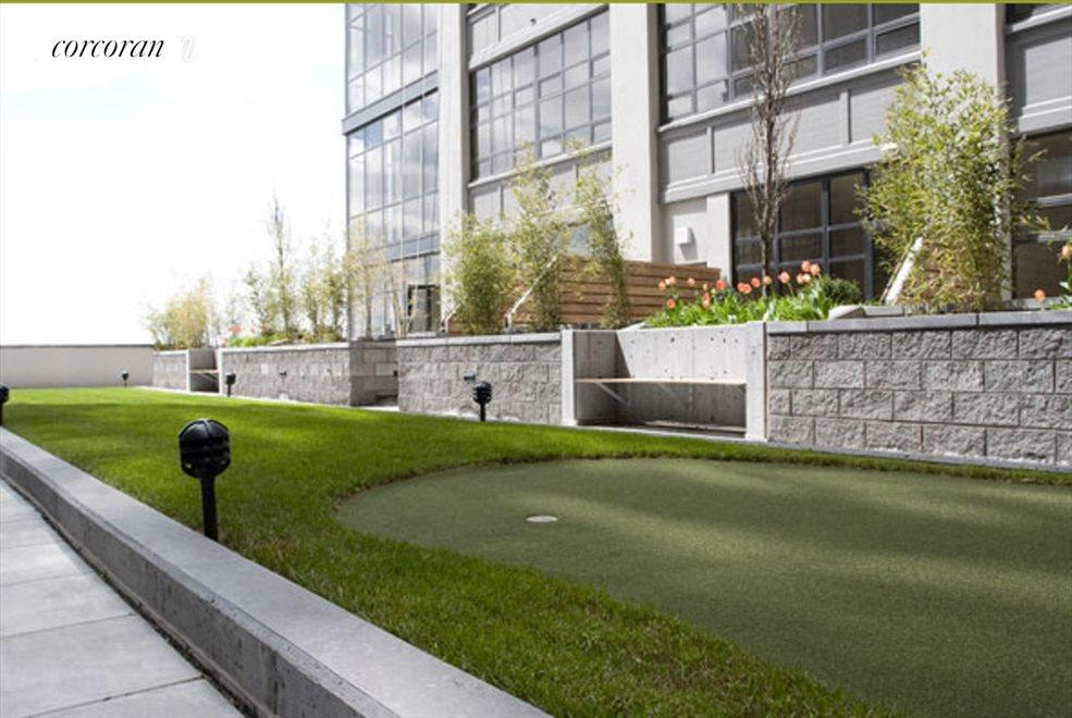 Common outdoor space