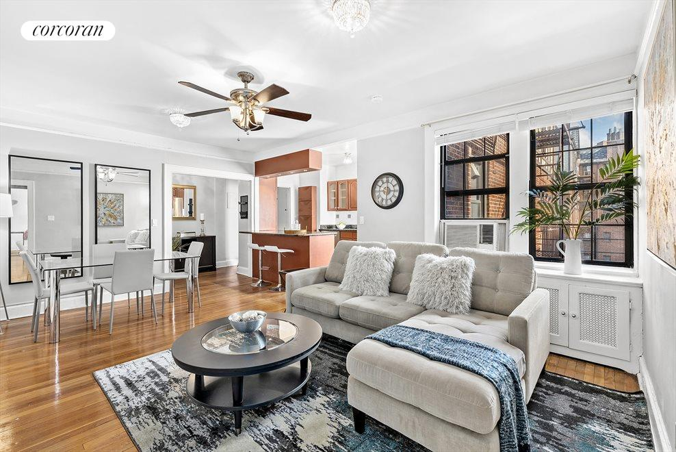New York City Real Estate | View 68-36 Burns Street, #D2 | room 2