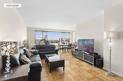 New York City Real Estate | View 900 West 190th Street, #10F | 2 Beds, 1 Bath