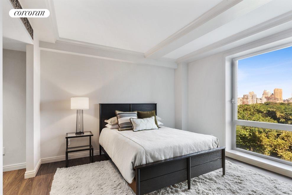 spacious 2nd Bedroom