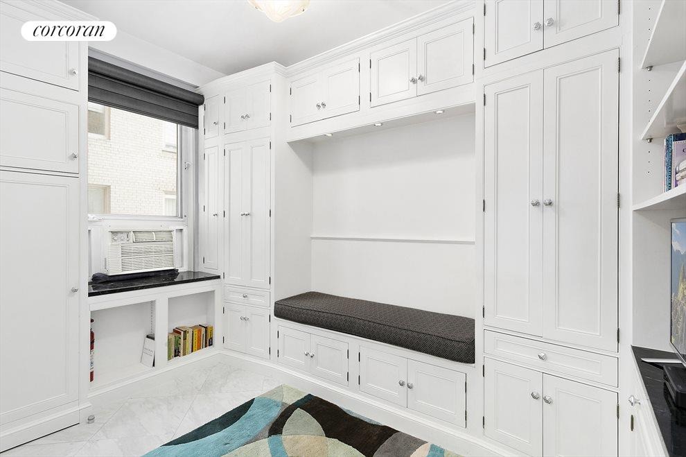 Third Bedroom/Staff Room