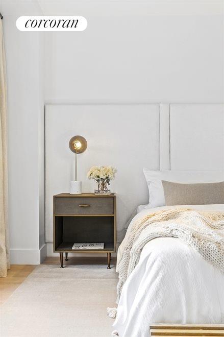 Master Bedroom Detail