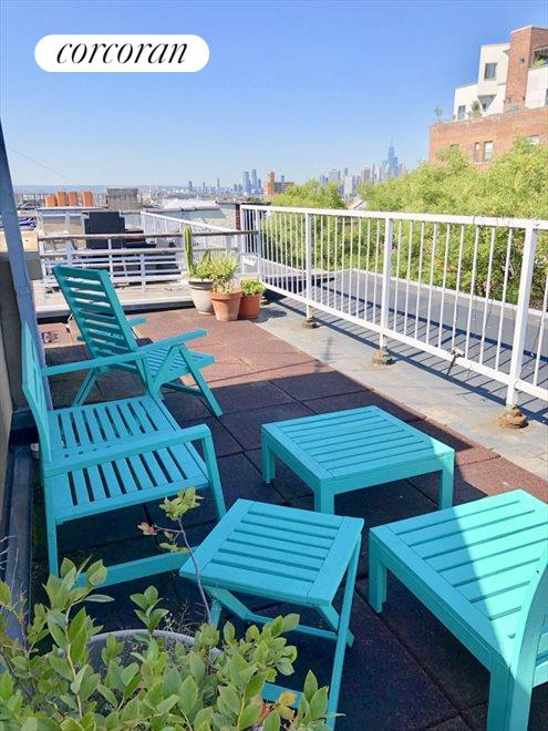 New York City Real Estate | View 426 13th Street, #2D | Roof Deck!