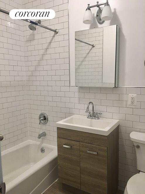 Gut Renovated with 1.5 Baths