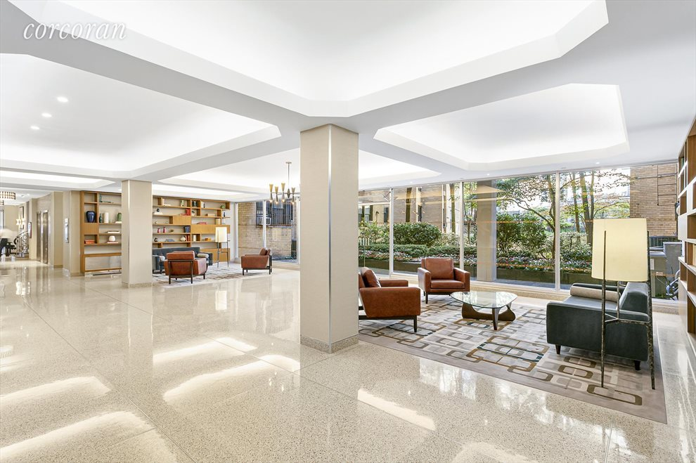 Lafayette Apartment Building | View 30 East 9th Street | Renovated Lobby!