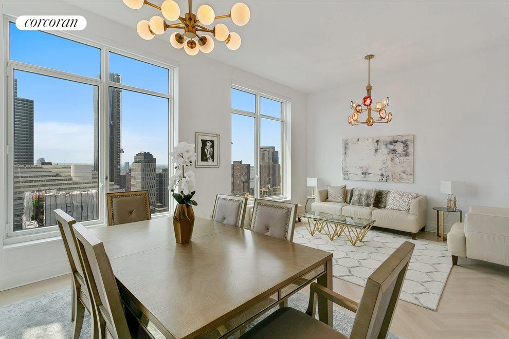 New York City Real Estate | View 30 PARK PLACE, #40E | room 2