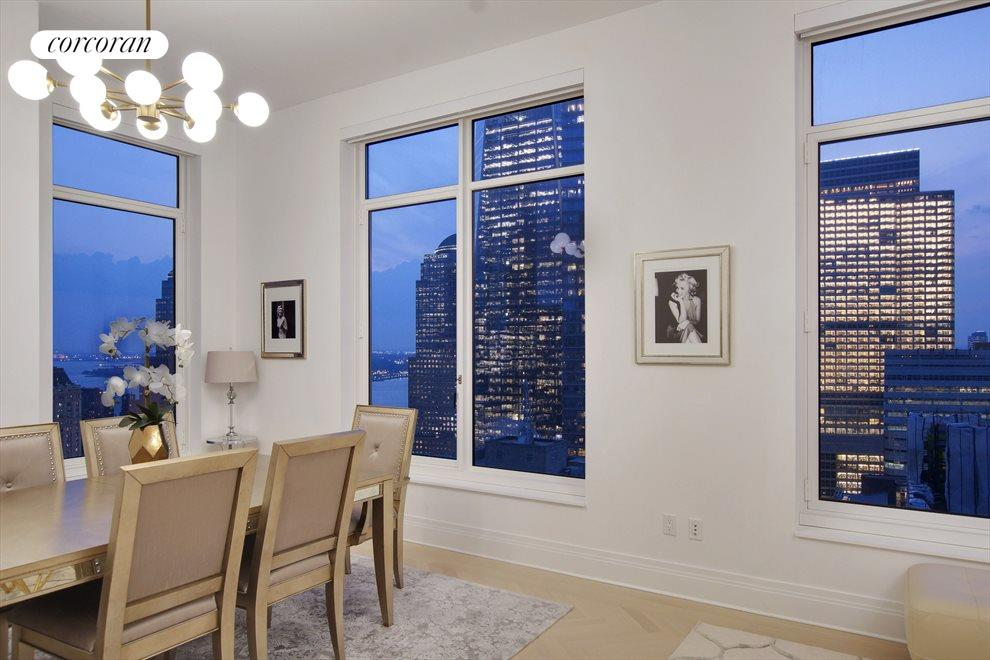New York City Real Estate | View 30 PARK PLACE, #40E | room 10