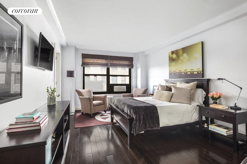 New York City Real Estate | View 285 Riverside Drive, #7C | Second Bedroom