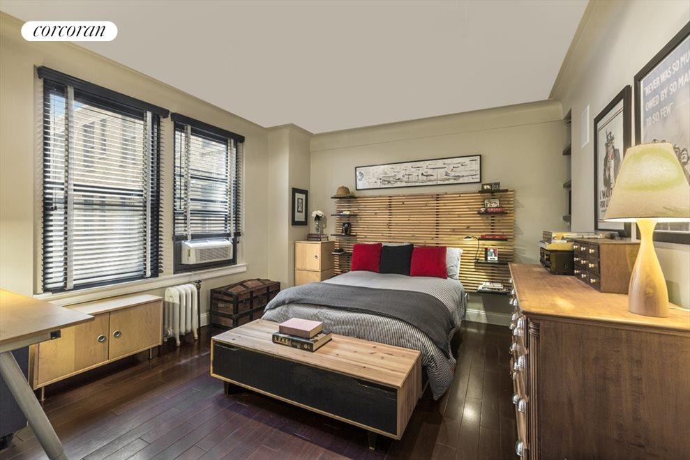 New York City Real Estate | View 285 Riverside Drive, #7C | Third Bedroom