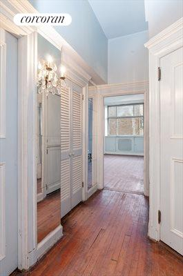 New York City Real Estate | View 15 West 67th Street, #5RW | Entry Hall