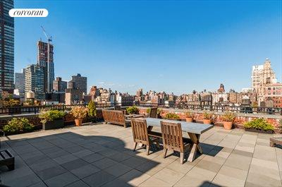 New York City Real Estate | View 15 West 67th Street, #5RW | Roof Garden