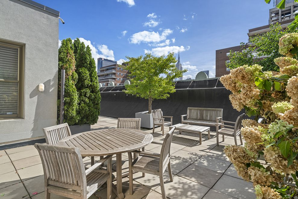 Rooftop Terrace at The Heywood