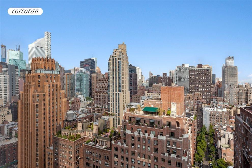 Open Views of Manhattan Skyline From Every Window