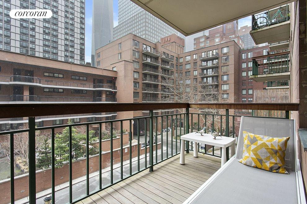New York City Real Estate | View 333 RECTOR PLACE, #411 | room 1