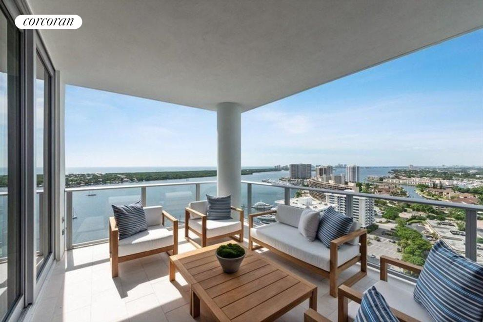 South Florida Real Estate | View 2 Water Club Way #2202 S | 3 Beds, 3.5 Baths