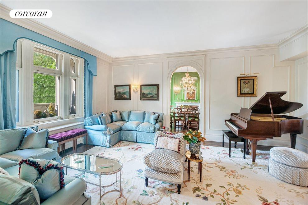 New York City Real Estate | View 1067 Fifth Avenue, #2 | 4 Beds, 4.5 Baths