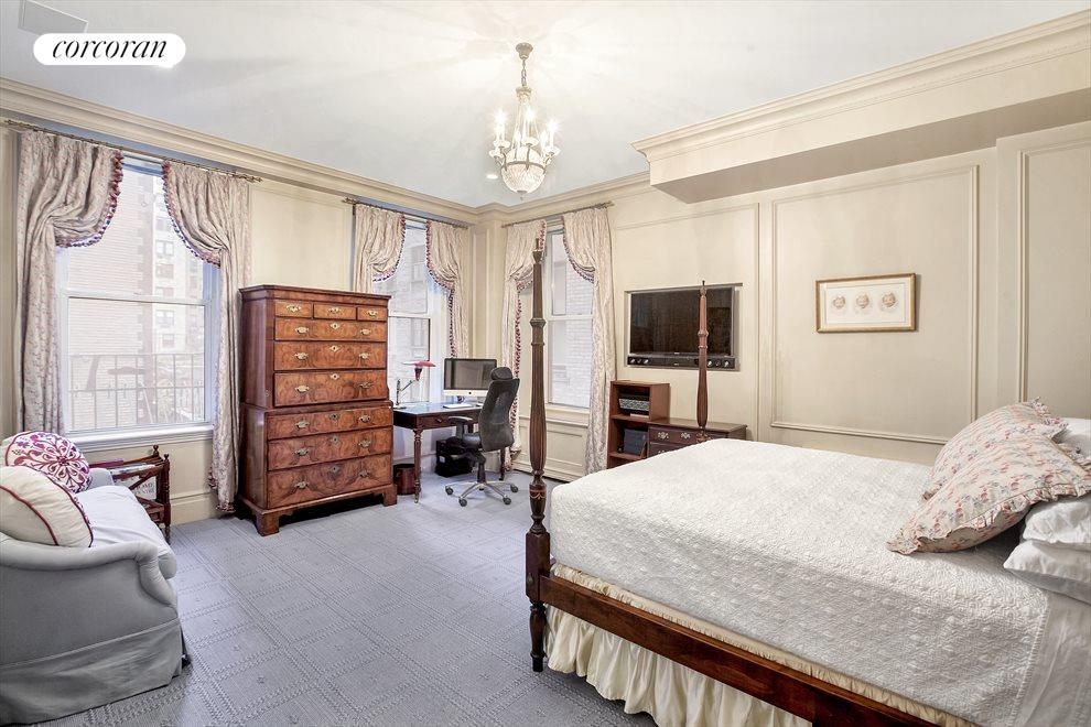 New York City Real Estate | View 1067 Fifth Avenue, #2 | Master Bedroom