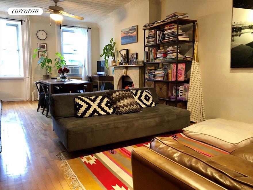 Living Room Before Reno