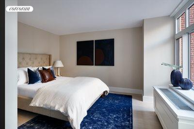 New York City Real Estate | View 389 East 89th Street, #5A | Master bedroom