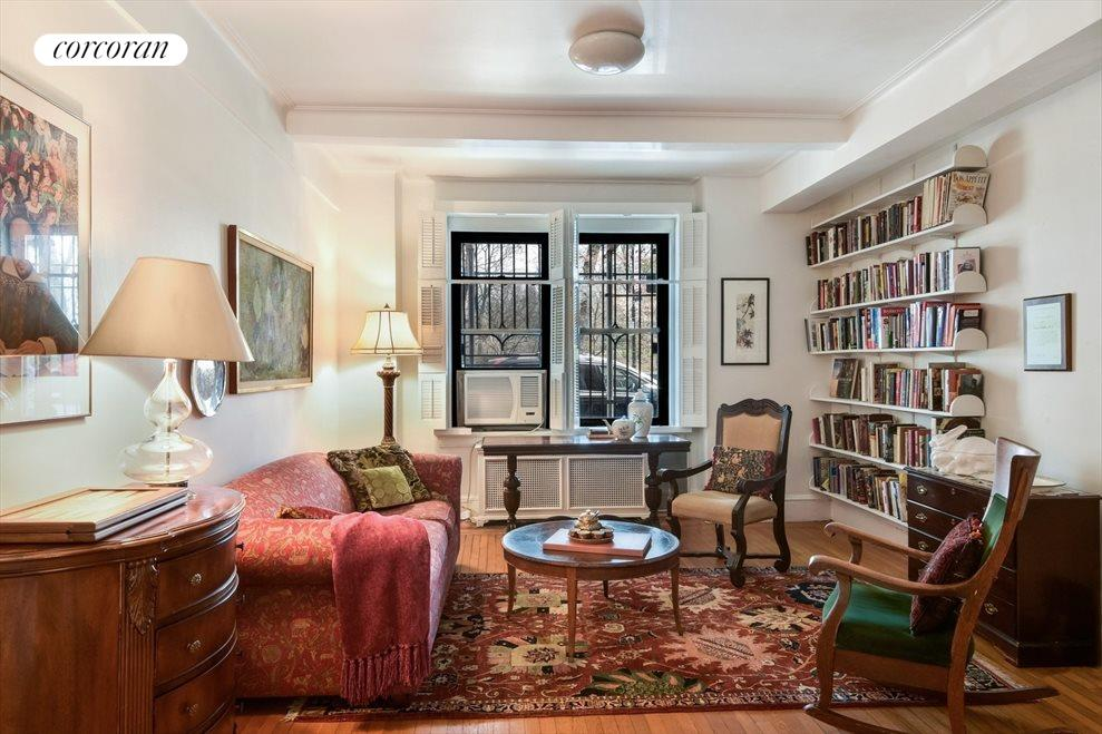 Huge 2nd Bedroom or Office with Central Park Views