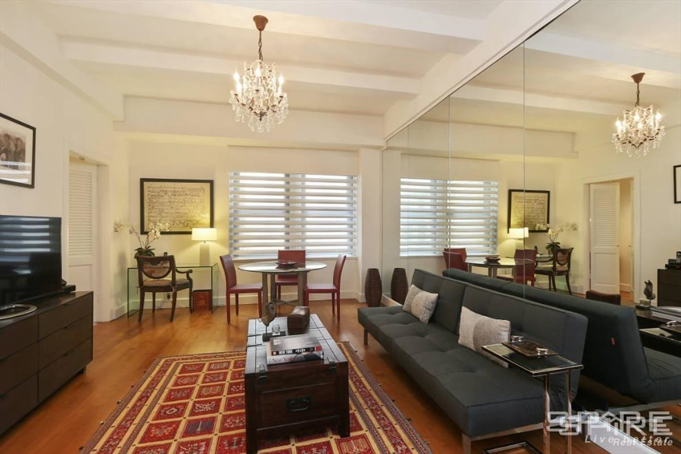 New York City Real Estate | View Central Park South | 1 Bed, 2 Baths