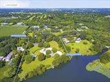10 Acres of Pondfront Property Overlooking Reserve, Bridgehampton