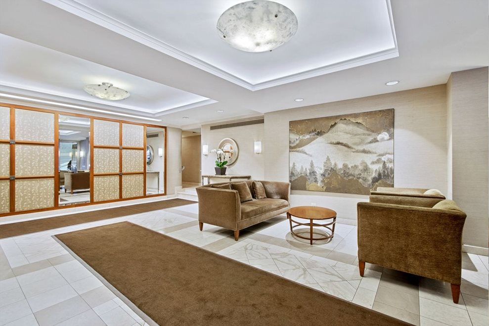 FULLY RENOVATED AND ATTENDED LOBBY