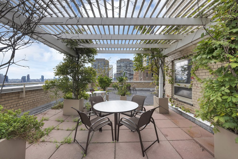 Roofdeck of 415 East 52nd Street