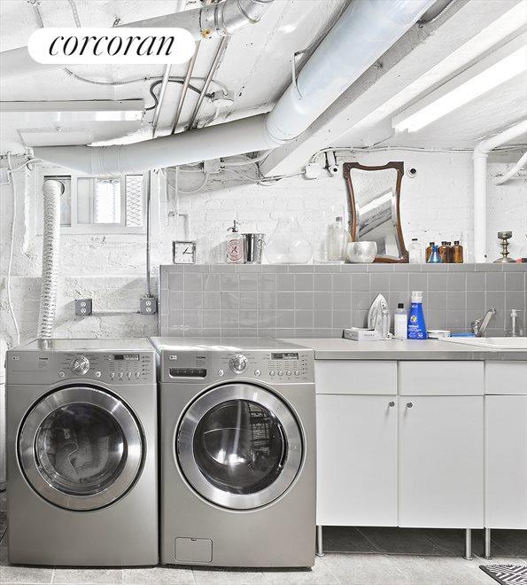 Laundry/Basement