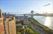 120 CABRINI BOULEVARD, 42, Roof deck south views