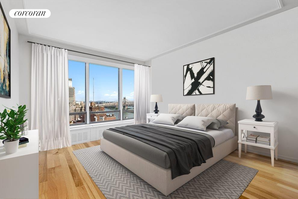Over-Sized Windows In Every Bedroom