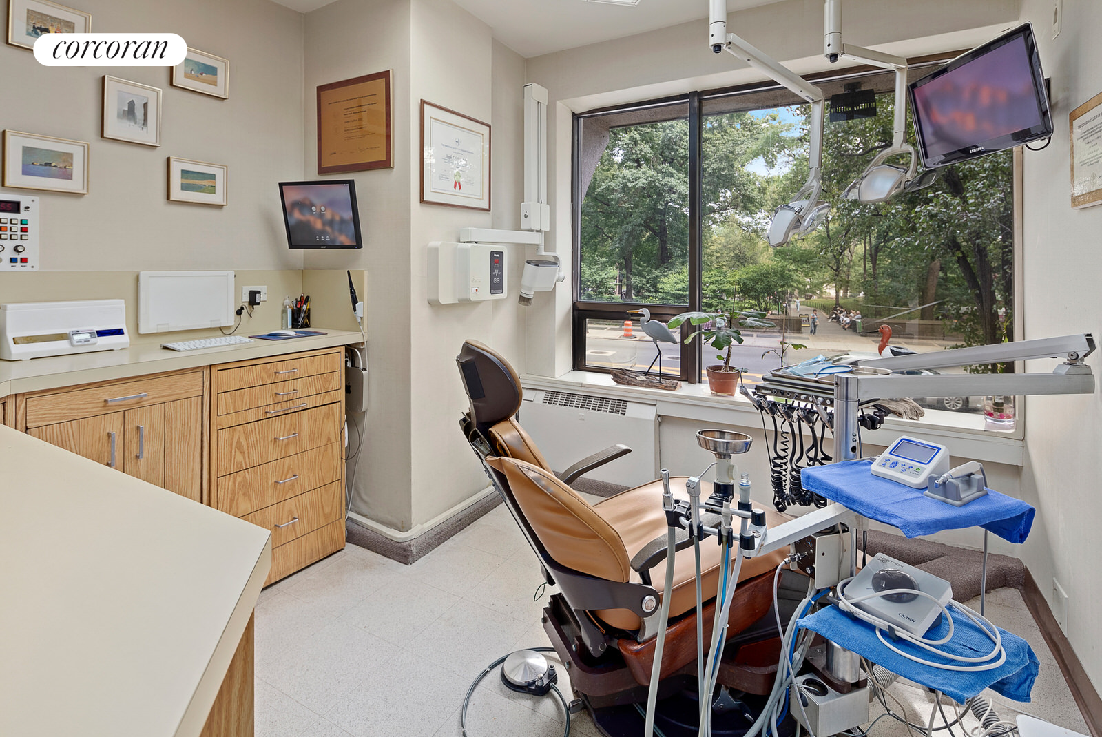 200 Central Park South Dental Office Central Park South New York NY 10019