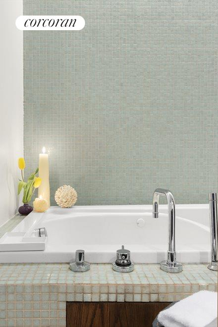 Relax, Rejuvenate and Restore in the Soaking Tub