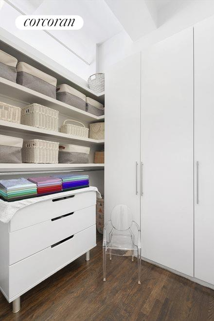 AND a Spacious In Unit Laundry Room!