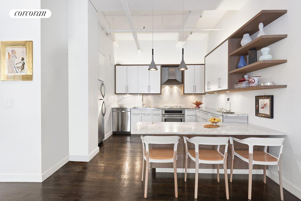 The Open Chef's Kitchen Makes Family Gathering Fun