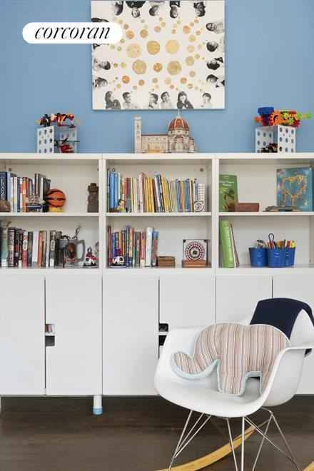 With Room for a Reading Nook!
