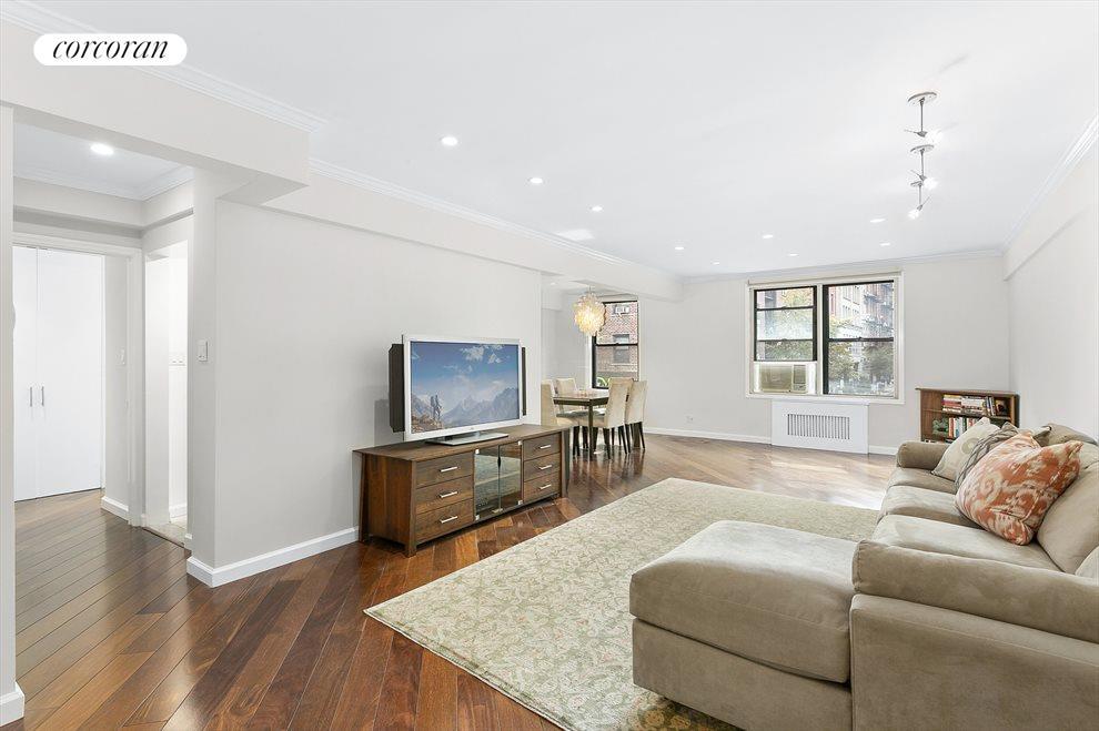 Huge Living Room!