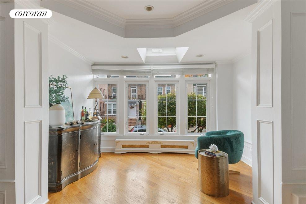 New York City Real Estate | View 651 78th Street | Sun Room