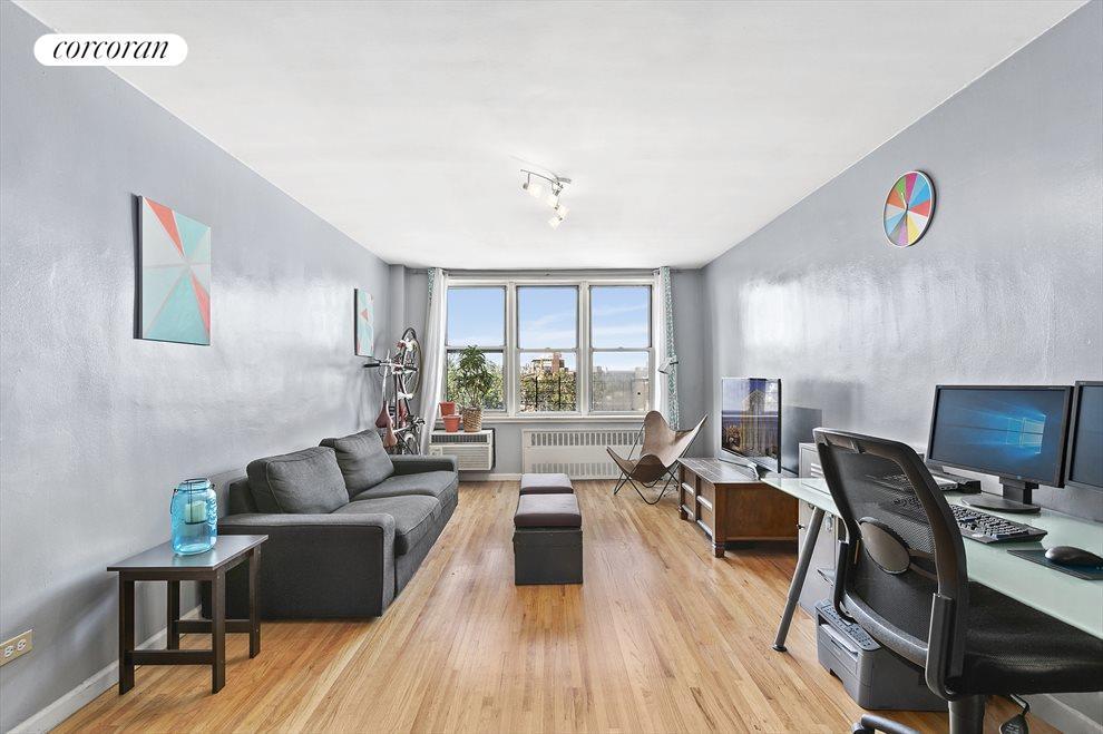 Sunlit Living Room..