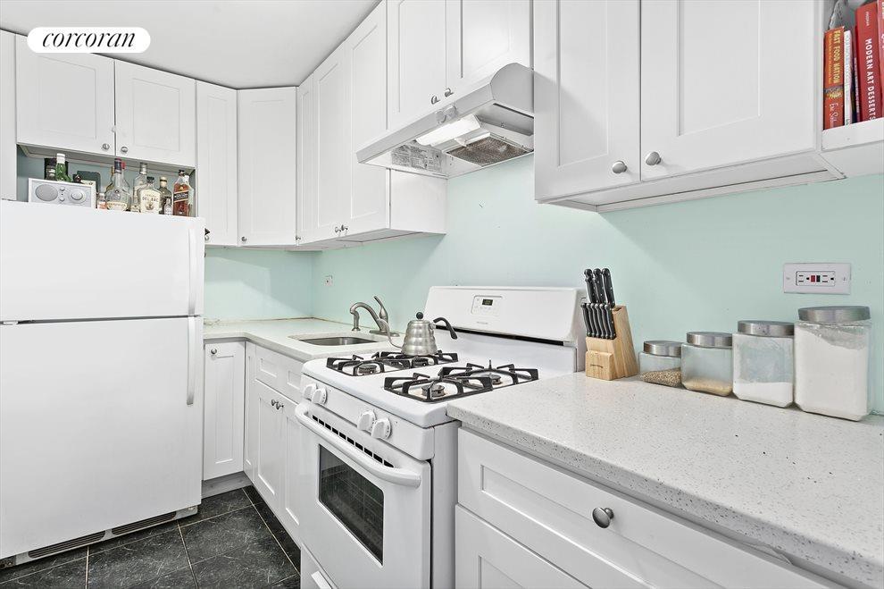 Cozy Kitchen...